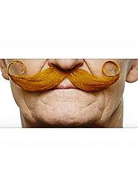 Zwirbelbart Schnurrbart