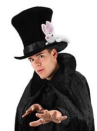 Zylinder mit Kaninchen