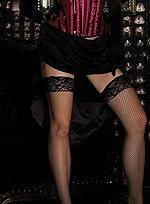 Burlesque- Kragen
